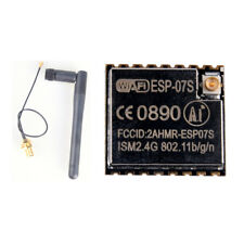 ESP8266 ESP-07S Serial Wireless Wifi Module+3DBI Antenna SMA Cable for Arduino