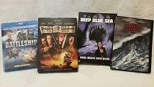 Pirates Of Caribbean Collector's Edition Battleship Perfect Storm Deep Blue Sea