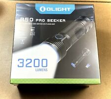 Olight R50 Pro Seeker 3,200 Lumen Rechargeable Powerful Strong 'LED' Torch...