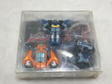 TRANSFORMERS MICRON DENSETSU CD STREET ACTION TEAM ANIME! ARMADA LEGEND