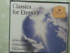 Readers Digest - Classics For Eternity - Various (3 x CD Album) Used very good