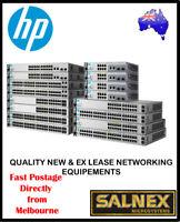 HP ProCurve 2510-48 Ports managed Layer 2 Switch - J9020A with Brackets