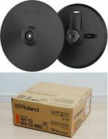 ROLAND VH-13 V-Hi-Hat 12 inches High Hat Pad V Cymbal Black New