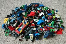 1.35kg genuine Lego and Hero Factory bundle bricks pieces etc job lot