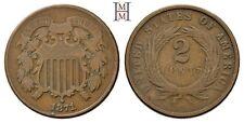 HMM - USA 2 Cents 1871 KM 94 - 170526009