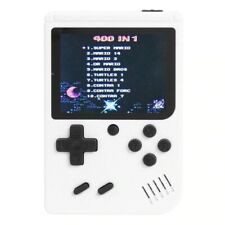 Portable Video Game Console Includes 400 Classic Games For Kids In High Quality
