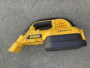 DEWALT DC515 18V 1/2 Gal Wet/Dry Portable Vacuum Cordless Shop Vac Tool Only