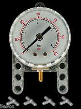Lego AIR PRESSURE Meter (technic,switch,tank,pneumatic,gauge,cylinder,manometer)