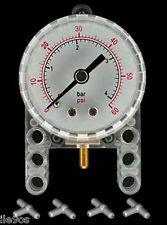Lego AIR PRESSURE Meter (technic,switch,tank,pneumatic,gauge,cylinder,manometer)