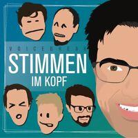 VOICEBREAK - STIMMEN IM KOPF   CD NEUF