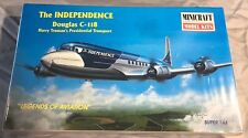 Minicraft Douglas C-118 The Independence Legends of Aviation FS 'Sullys Hobbies'