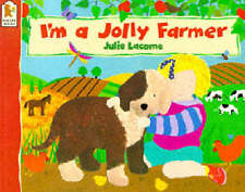 I'm a Jolly Farmer by Julie Lacome (Paperback, 1996) New Book