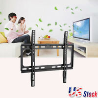 Universal LED LCD 14 ''- 32'' INCH Screen TV Wall Mount Flat Bracket Plasma US
