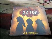 ZZ Top – La Futura B0017380-02 US CD E440-00