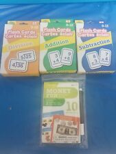 Flash Card - Practice cards,  Lot of 4