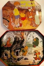 Disney Winnie The Pooh Commemorative 6 Pin Set, Authentic from 1996