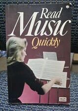 Read Music Quickly By Howard Shanet (Coles)