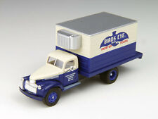 HO Mini Metals 221-30363 * 1941-46 Chevy Delivery truck - Birds Eye Frozen Foods