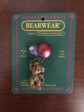 Boyds Bears, Milo...Up, Up, and Away Pin