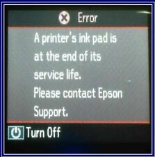 EPSON WIC WASTE KEY RESET WORKING IN MINUTES