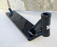 Dis Black Street Scooter Deck 5.0 (New)