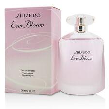 Shiseido Ever Bloom EDT Eau De Toilette Spray 90ml Womens Perfume
