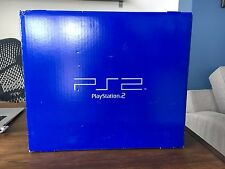 RARE Factory Sealed Sony PlayStation 2 Launch Edition Black Console SCPH-30001R