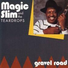 Magic Slim and The Teardrops - Gravel Road [CD]