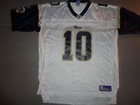 2ccf1650 St. Louis Rams #68 Kyle Turley NFL Reebok Football Screen Jersey ...