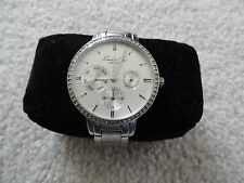 Men's Water Resistant Kenneth Cole Quartz Watch with Three Sub Dials