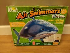 Animal Planet Air Swimmers EXtreme Radio Control Giant Flying Shark Inflatable