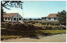 1963 Warwick Estates, NY Conference Center Reformed Church, chrome postcard