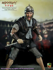 "ACI 1/6 Scale 12"" Warriors Series Roman Republic Legio XIII Gemina  Titus ACI27"