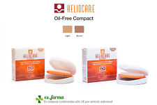 HELIOCARE COLOR COMPACTO OIL-FREE SPF50 LIGHT BROWN AESTHETICARE COMPACT 10G