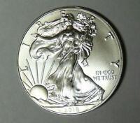 2018 American Silver Eagle 1 oz .999 Fine Silver Dollar