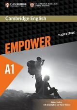 CAMBRIDGE ENGLISH EMPOWER STARTER TEACHER'S BOOK: By GodfreyRachel