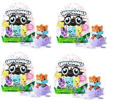 4 x Hatchimals CollEGGtibles Surprise Easter Egg Blind New Sealed Bag