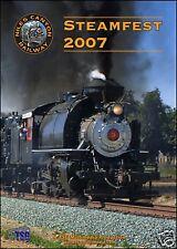 STEAMFEST 2007 DVD-R TSG MULTIMEDIA VIDEO