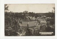 View From South Mountain Eureka Springs Ark. USA Vintage Postcard 147a