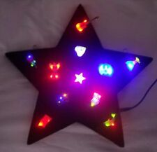 200 pcs Assort Body Flashing LED Blinky Party Supply Wholesale CLOSE OUT Lot $*