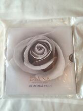 1999 DIANA £5 FIVE POUND MEMORIAL COIN COVER UNCIRCULATED MINT CONDITION SEALED