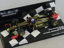 MINICHAMPS 410110110 - Lotus Renault R31 2011 N°10 Petrov GP Australie  1/43