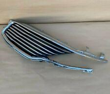 2013 2014 2015 2016 Lincoln MKZ Left Upper Grille Black Chrome OEM DP5Z-8201-CA