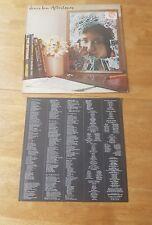 Janis Ian - Aftertones  Vinyl LP Album CBS69220