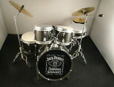 JACK DANIELS  MINIATURE DRUM SET BRAND NEW
