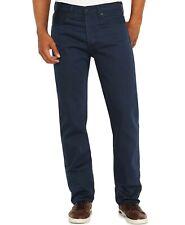 Levi's 501 Original Shrink-to-Fit Cobalt Blue Wash Jeans Size 32 - 32 All Cotton