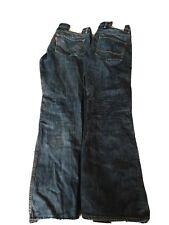 "Ted Baker & Levis 511 Jeans Size W 34"" L 31"""