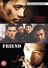 FRIEND - DVD - REGION 2 UK
