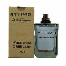 ATTIMO BY SALVATORE FERRAGAMO POUR HOMME EAU DE TOILETTE SPRAY 100 ML/3.4 OZ (T)