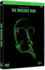 DVD  //  L'HOMME INVISIBLE ( 1933 )  //  Claude Rains  /  NEUF cellophané